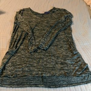 Apt. 9 Dark Green Heather Tunic